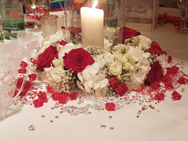 Deko und Blumen – Frau Wohlfahrt